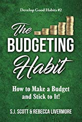 budgeting habit book to help you manage your budget