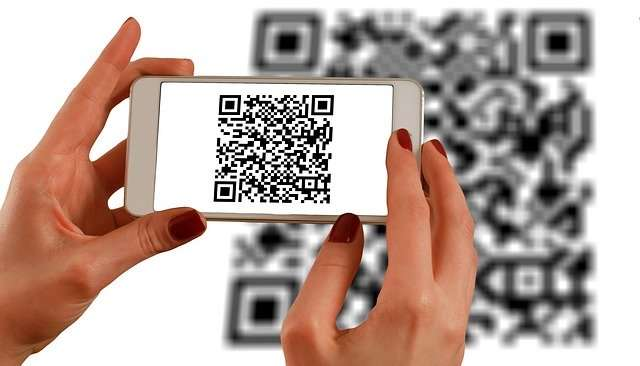 how to save money on groceries by scanning QR code on a receipt