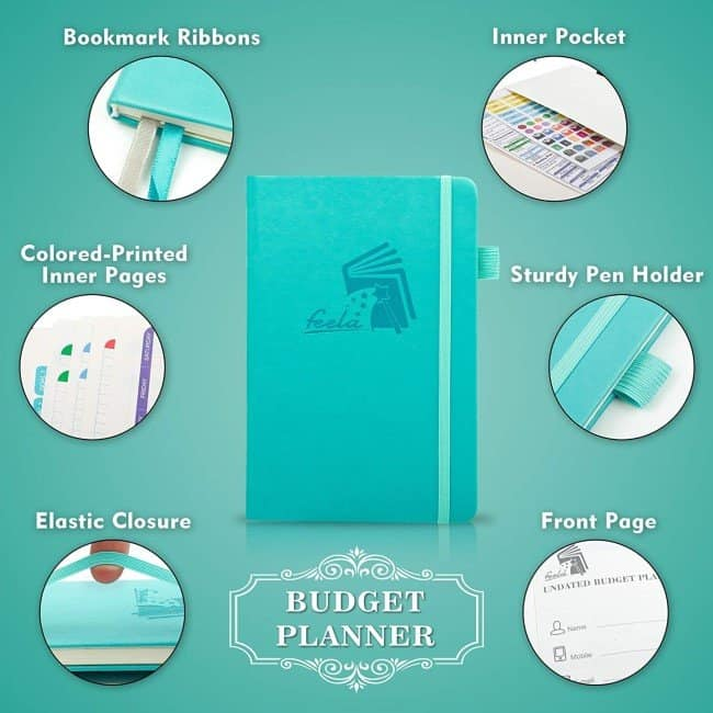 budget planner by feela