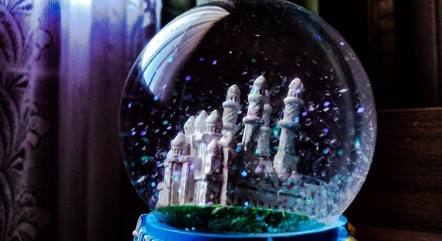 Snow Globe Collecting Passion