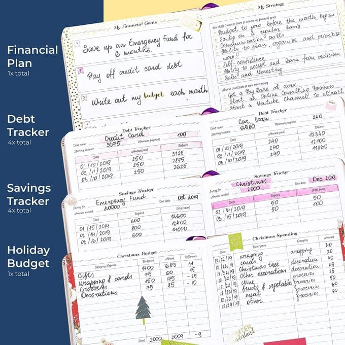 GoGirl Book for managing your finances